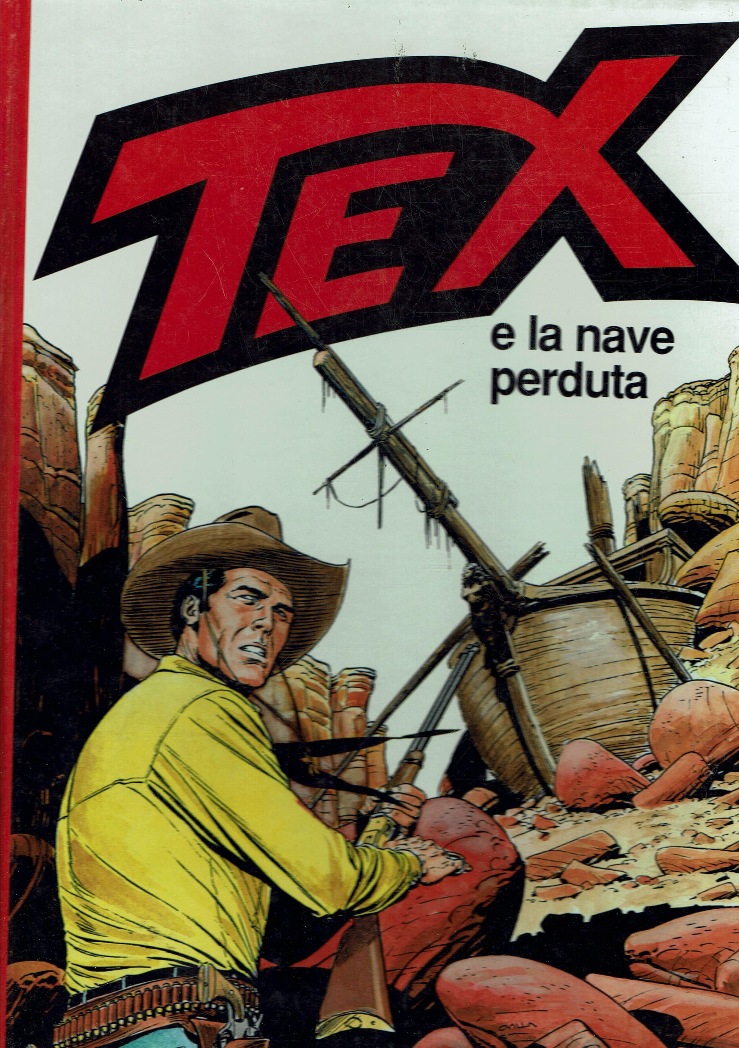 Tex tra due bandiere