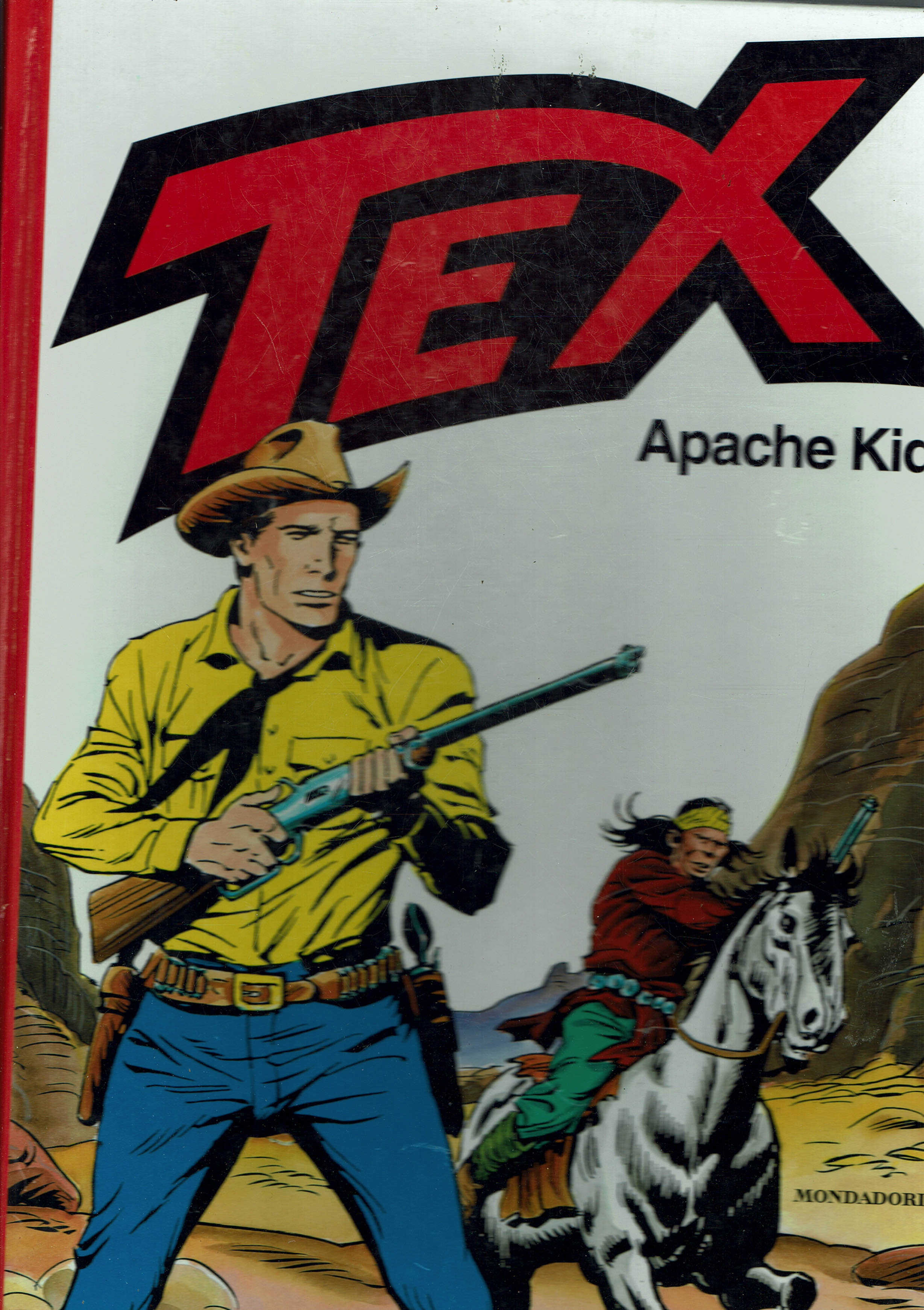 Il mio nome e' Tex