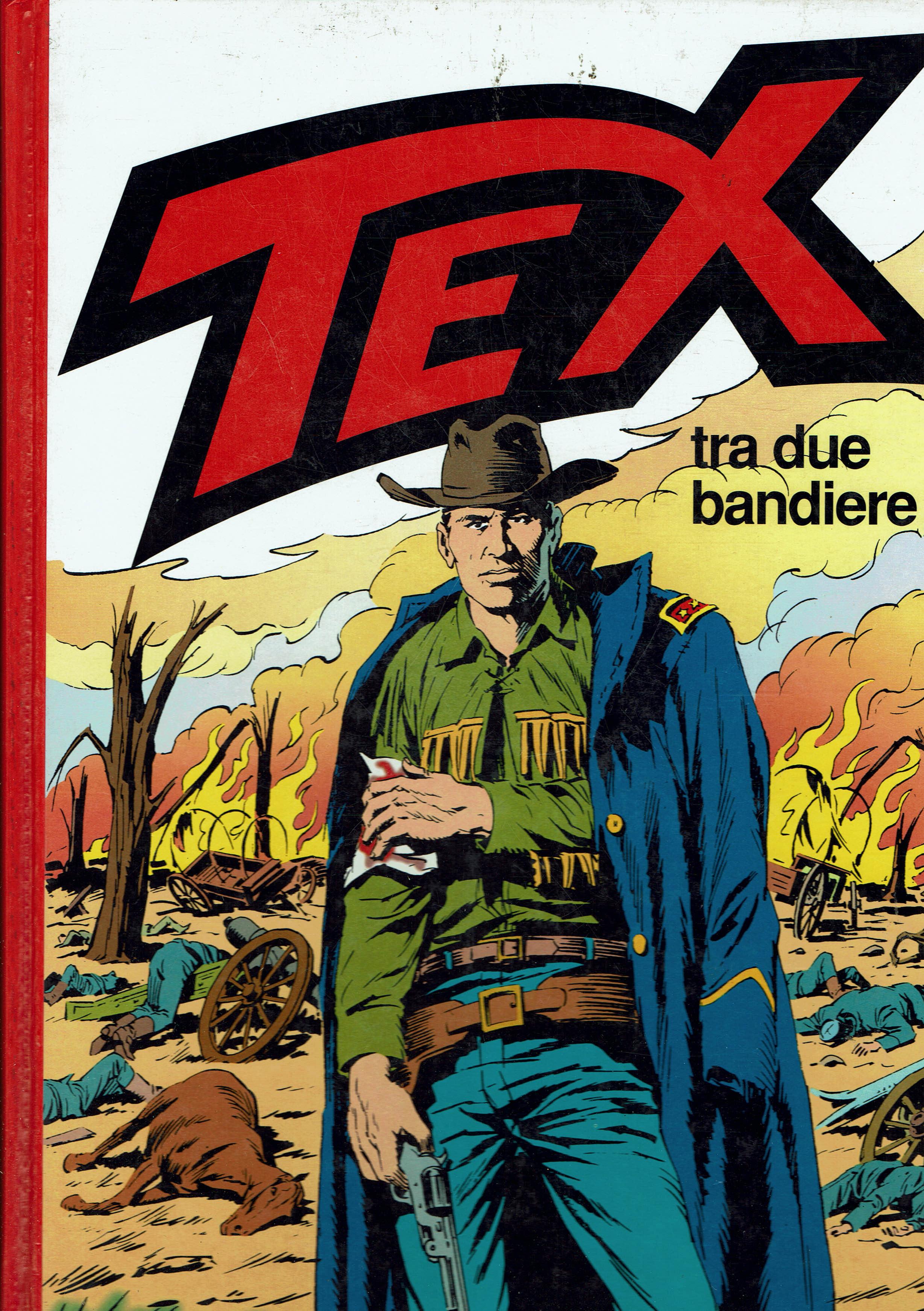 Tex.Il fiore della morte