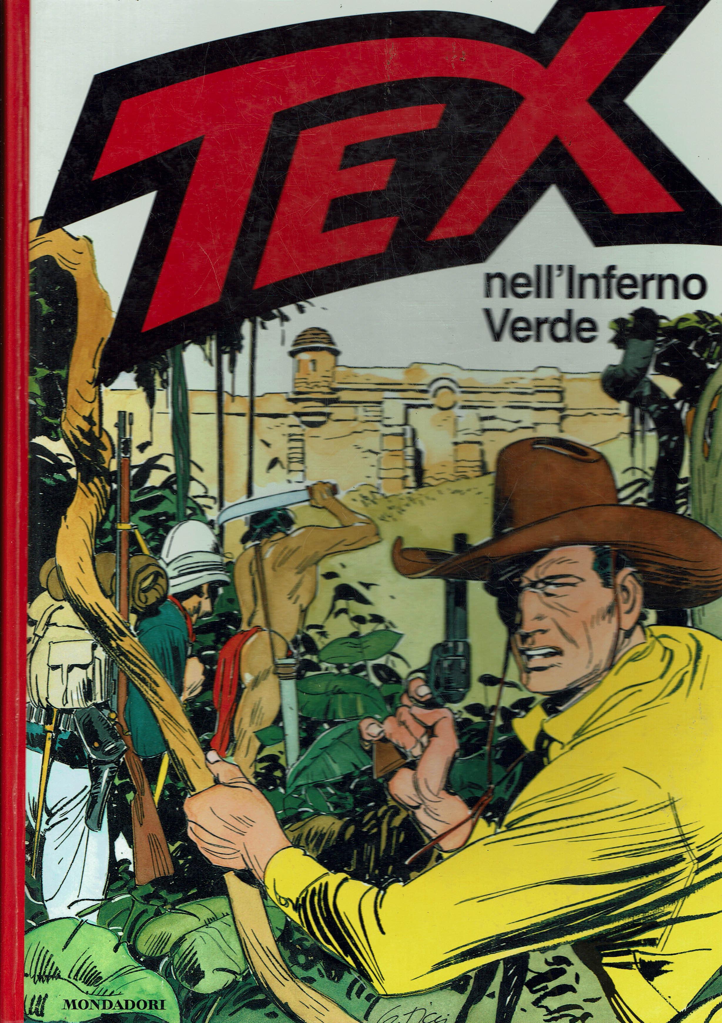 Tex grido di guerra