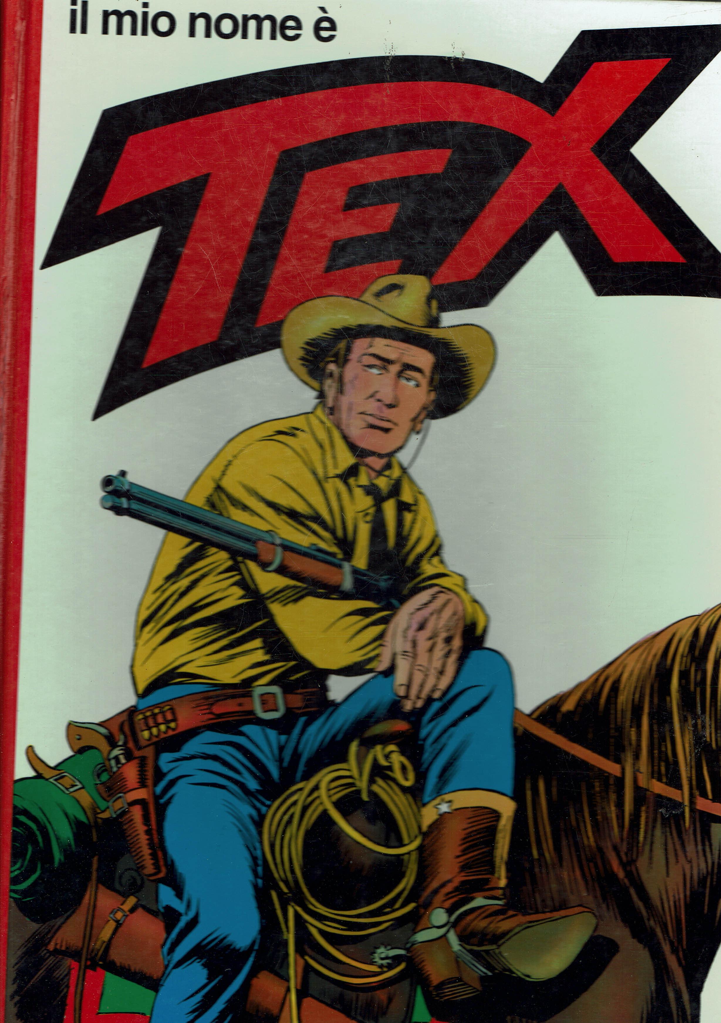 Tex  i dominatori della valle