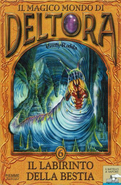 Il magico mondo di Deltora vol.4 . Il deserto delle sabbie mobili