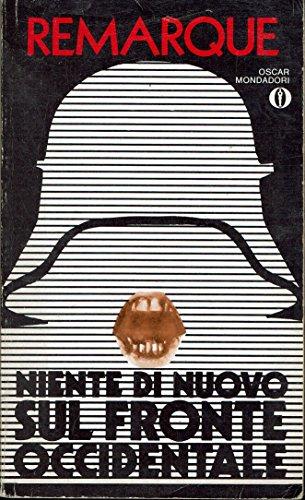 L- NIENTE NUOVO FRONTE OCCIDENTALE- REMARQUE- MONDADORI- OSCAR-- 1977- B- YDS50