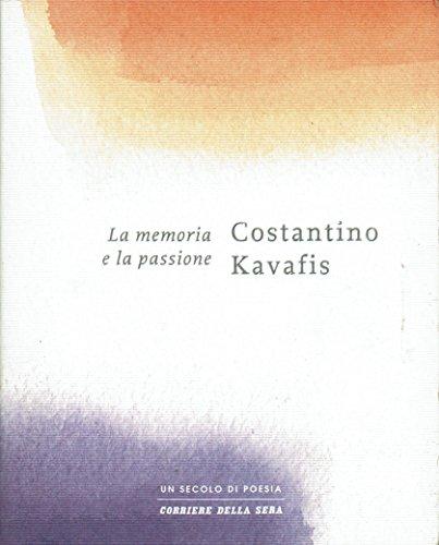 La memoria e la passione.