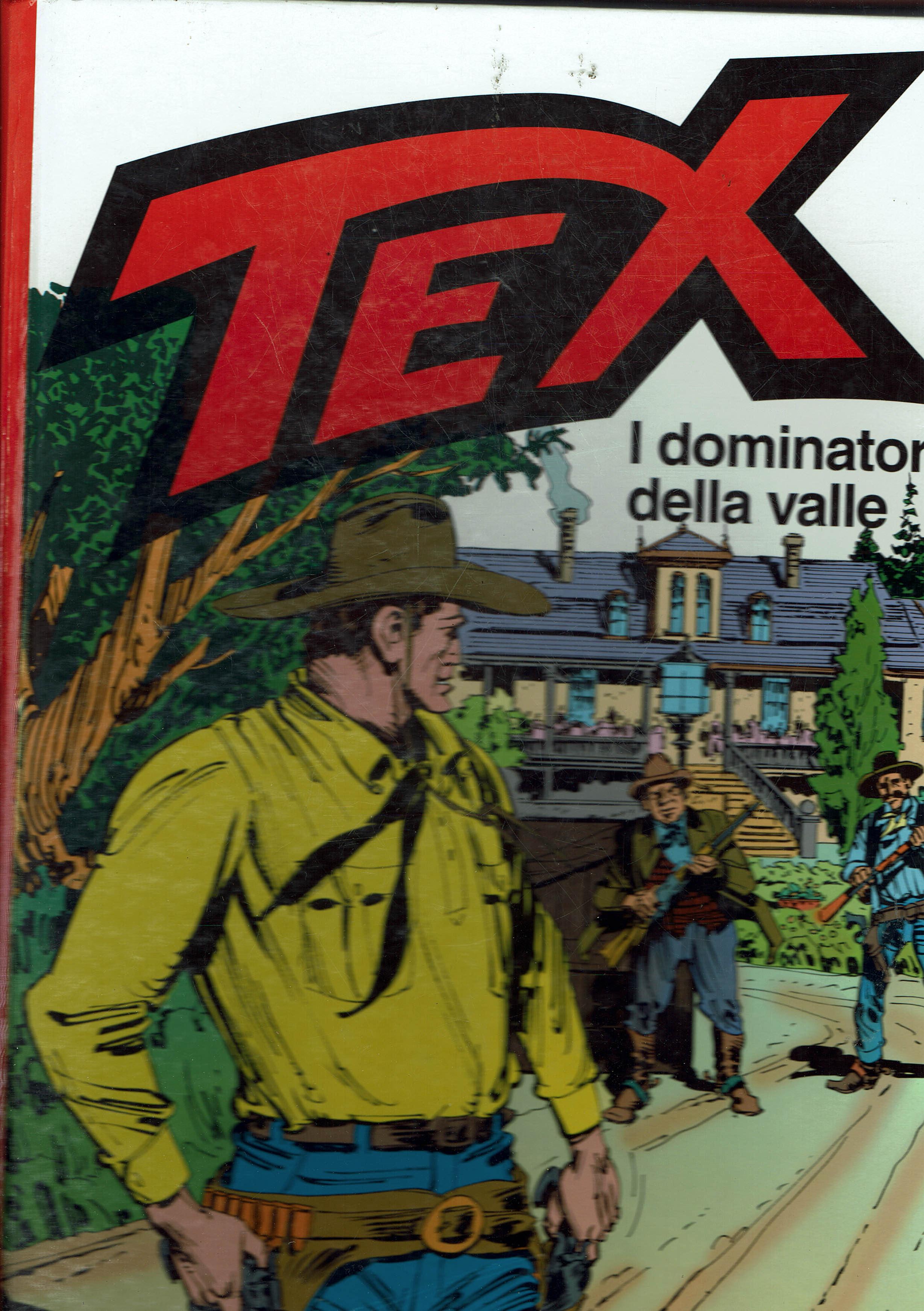 Tex e la nave perduta
