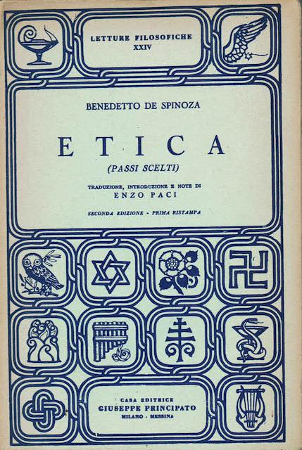 ETICA (PASSI SCELTI)