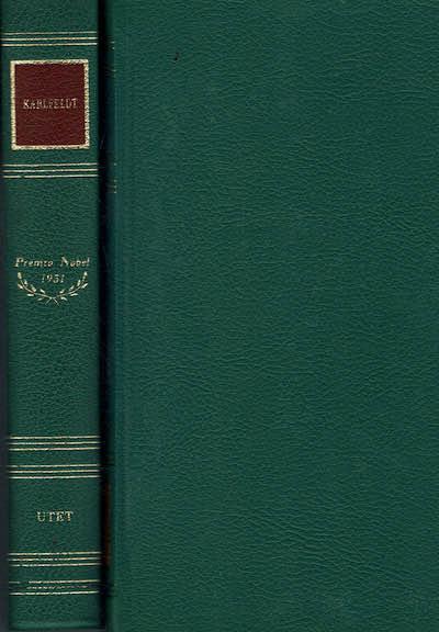 Scrittori del mondo: I Nobel.. Utet.Sigrid Undset 1928
