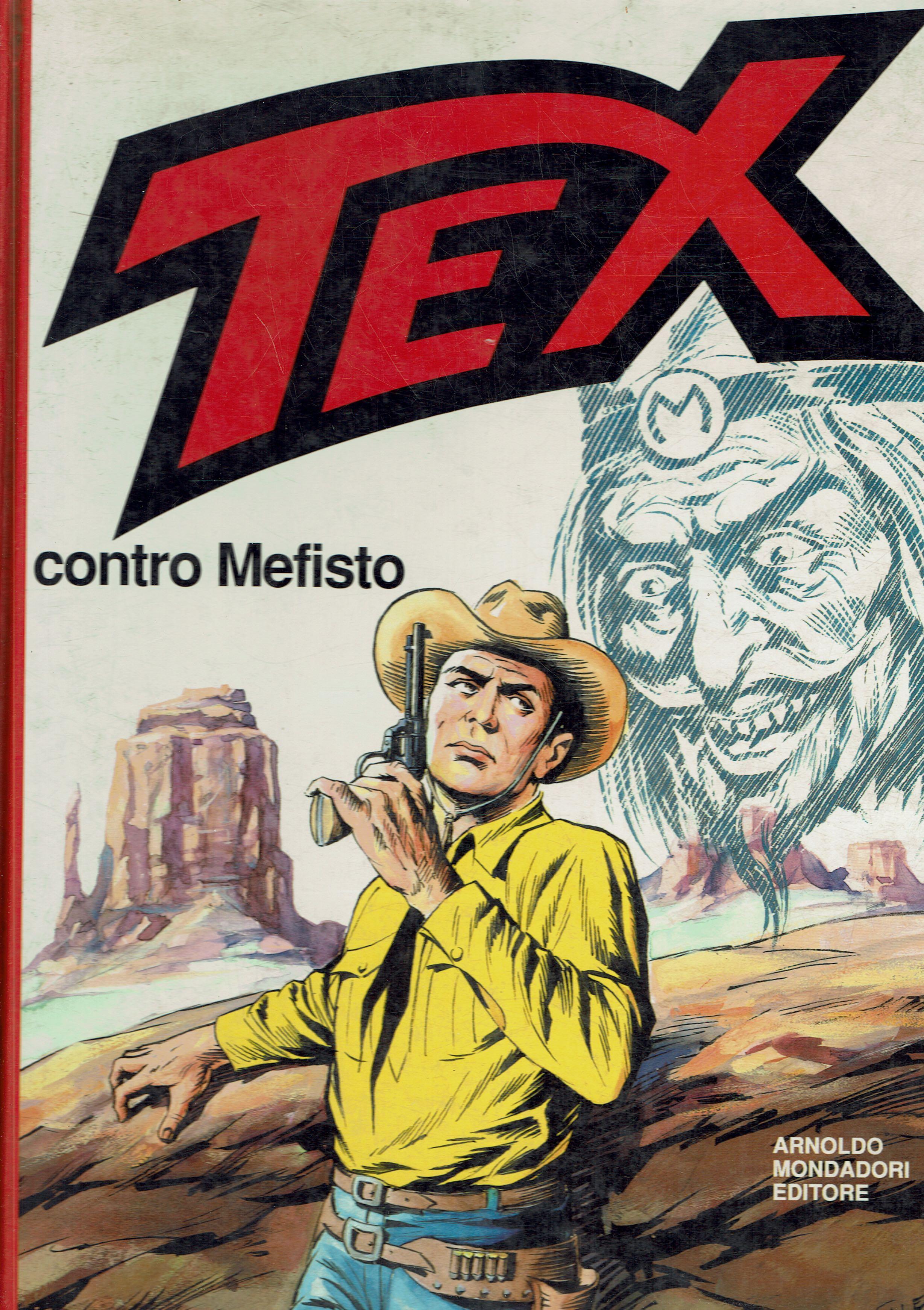Tex nell'inferno verde